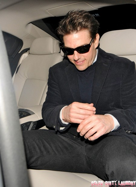 Tom Cruise Breaks Down After Kinky Phone Call Scandal Lawsuit