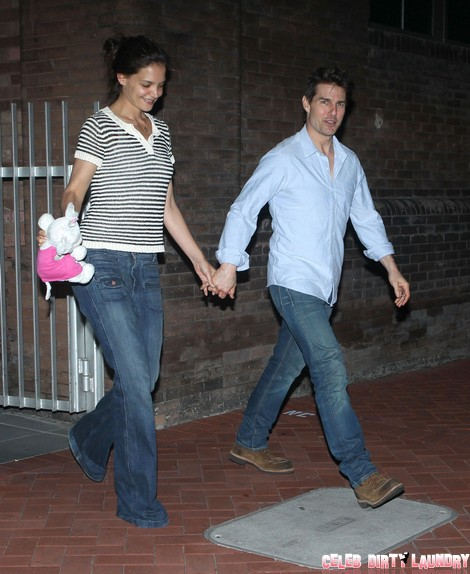 Tom Cruise And Katie Holmes Sleep Together And Enjoy Sex Reunion In New York City?