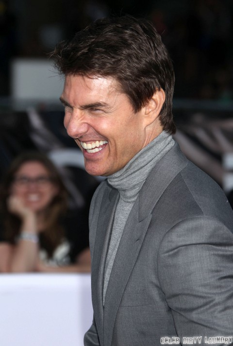 Tom Cruise And Scientology Lawyers Accuse In Touch Publisher Bauer of Nazi Ties - Details Here