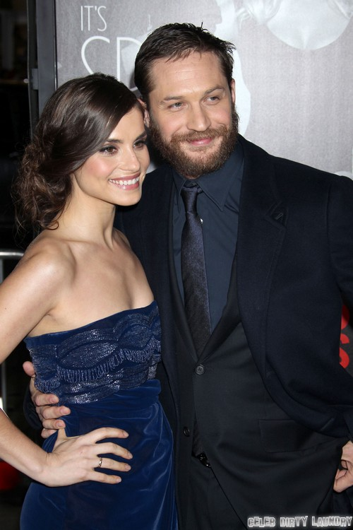 Tom Hardy And Fiance Charlotte Riley Still Together, Noomi Rapace Dating Rumors False