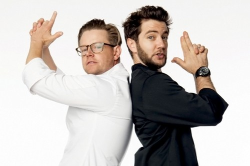"Top Chef DUELS Live Recap and Elimination Results: Season 1 Premiere ""Richard Blais Vs. Marcel Vigneron"" 8/6/14"