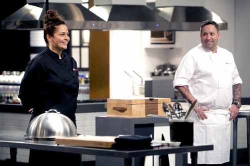 "Top Chef DUELS Recap 8/20/14: Season 1 Episode 3 ""Mike Isabella vs. Antonia Lofaso"""