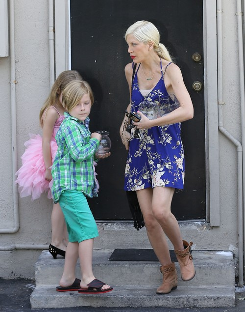 Tori Spelling and Emily Goodhand Plan 'True Tori' Spin-Off On Dean McDermott Cheating Affair?