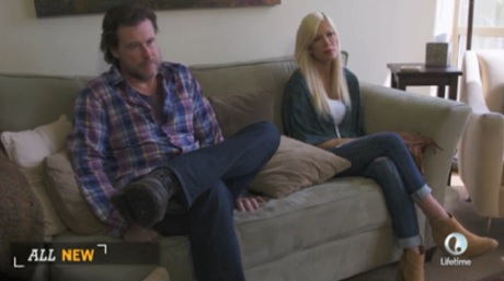 Dean McDermott And Tori Spelling Fake Reality Show: 'True Tori' Oxymoron Starring Two Morons?