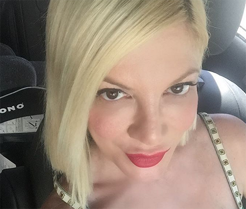 Tori Spelling Uses Different Social Media Identities To Catch Husband Dean McDermott Cheating?