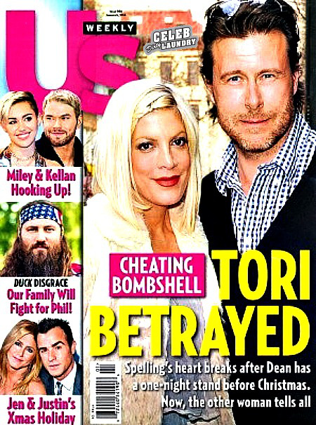 Dean McDermott Cheated on Tori Spelling With Emily Goodhand: Emily Speaks Out! (PHOTO)
