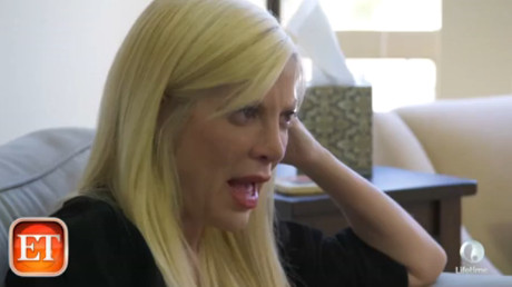 """Tori Spelling Distraught Over Dean McDermott's Cheating Ways: """"I Can Never Give Him Enough Sex!"""" She Exclaims (VIDEO)"""