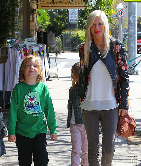 Tori Spelling Will Never Trust Cheater Dean McDermott Again: She Admits Her Marriage Is Most Likely Doomed!