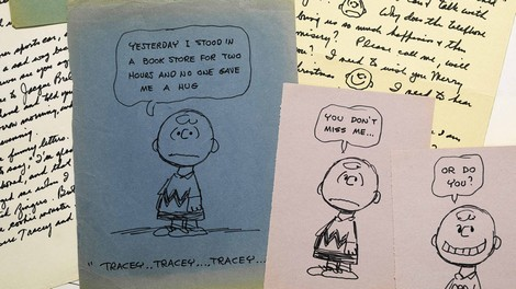 Peanuts Mr. Charlie Brown, Charles Schulz, Had an Affair with Tracey Claudius, 23 Years His Junior