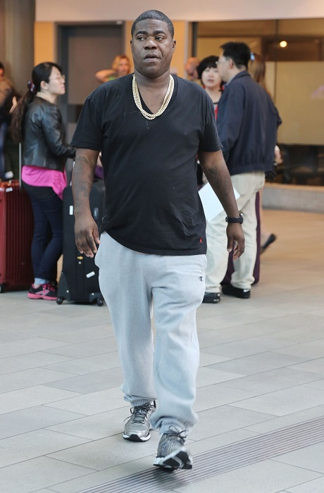 Tracy Morgan In Critical Condition After Horrific Car Crash: Limo Overturned In 6-Vehicle Collision