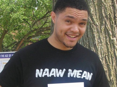 Trevor Noah Offends Jewish People and Women With Ugly Racist Misogynistic Tweets