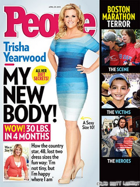 Trisha Yearwood Drops 30 Pounds to Stop Garth Brooks Cheating (Photo)