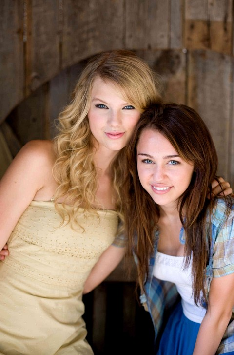 Taylor Swift Ends Friendship With Miley Cyrus After Topless Scandal