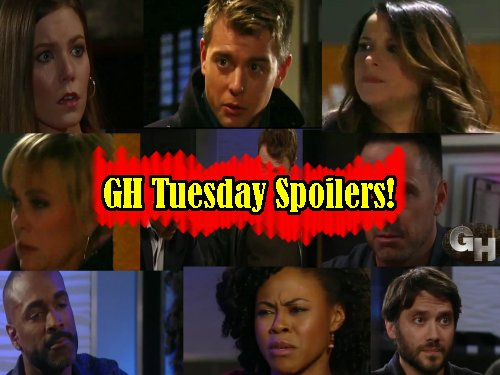 General Hospital Spoilers: Liv Traps Sam - Nelle Stranded With Michael, Shocking Outcome - Robin Stumbles Into Danger