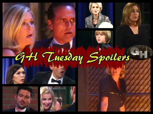General Hospital Spoilers: Valentin And Anna Shut Down Chimera - Helena Threatens Jake - Ava Plans to Burn Sonny and Carly