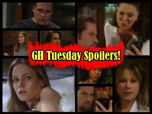 'General Hospital' Spoilers: Sonny Rages at Nelle – Franco Stalks Rapist Tom – Julian Lies for Alexis – Finn Panics Over Hayden