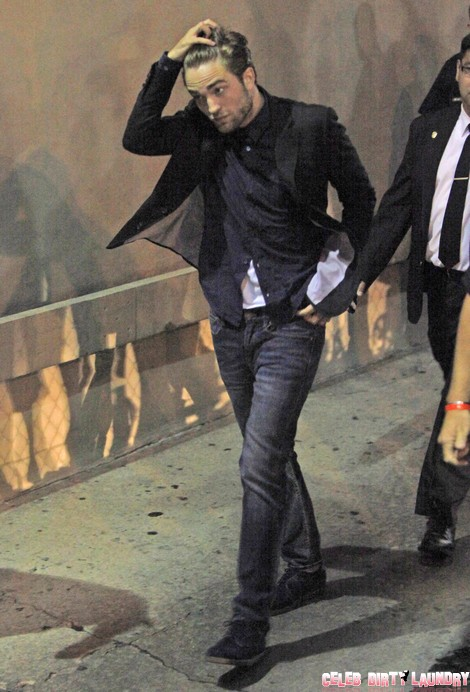 Robert Pattinson Hints At Twilight TV Series With Kristen Stewart
