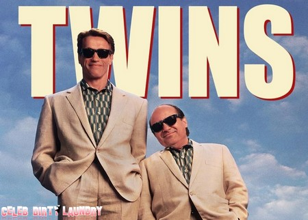 'Twins' Sequel In The Works For Danny DeVito And Arnold Schwarzenegger