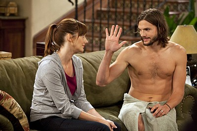 Two and A Half Men Season 9 Episode 3 'Big Girls Don't Throw Food' Recap 10/03/11