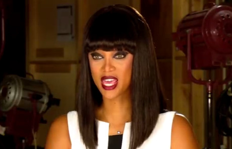 Glee Season 5 Episode 6 Sneak Peek Preview & Spoilers: Tyra Banks Guest Stars as Bitchy Modeling Agent! (VIDEO) (Song List)