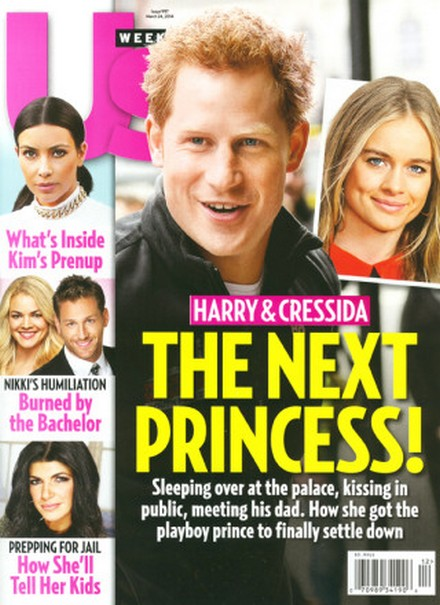 Cressida Bonas The Next Princess After Sleepovers at Kensington Palace - Prince Harry's Finally Ready To Propose (PHOTO)
