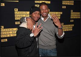 Usher And His Brother James Lackey In Courthouse Drama