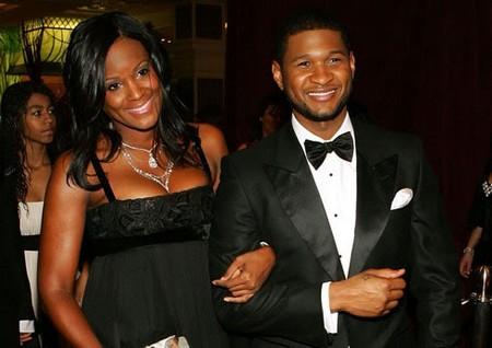 Tameka Raymond And Usher Are Not Enemies 0601