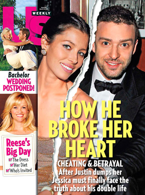 Looks Like Justin Timberlake Is A Snake - Or Maybe 'Dog' Is A Better Term - Ask Jessica Biel