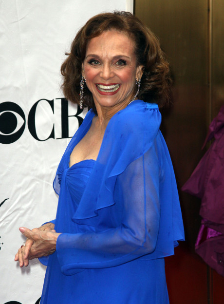 Valerie Harper on Dancing with the Stars Season 17 Despite Terminal Brain Cancer!