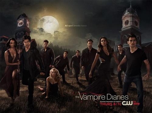 The Vampire Diaries Season 6 Spoilers: Major Character Death - Damon's Fate - Stefan and Elena Dating Again