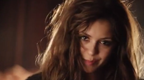 Ian Somerhalder & Nina Dobrev Get Sexy and Gorgeous Together in New Vampire Diaries Season 5 Promo (VIDEO)