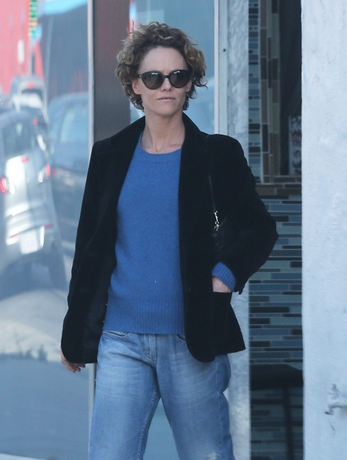 Vanessa Paradis Looks Horrible - Angry and Depressed In LA As Johnny Depp and Amber Heard Live It Up In NYC (PHOTOS)