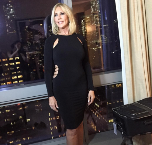 Vicki Gunvalson Still Talking to Brooks Ayers - Wants Him Back - Lied to Andy Cohen According to Bravo Source
