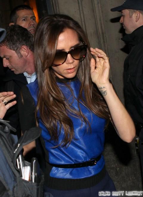 Fifty Shades Of Grey Movie Costume Designer: Victoria Beckham Plans Very Kinky Bondage Clothing!