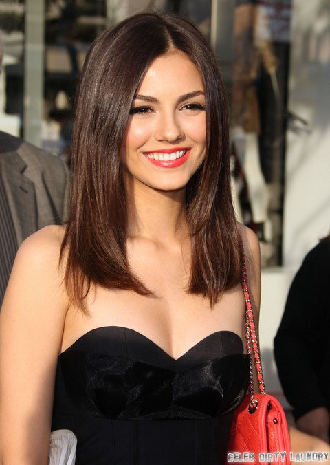 Victoria Justice Sexy Crotch Shot Swimsuit Photos Stolen From Her Phone (PHOTOS)
