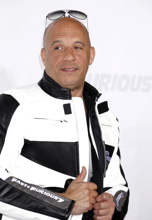 Vin Diesel Already Promoting 'Fast & Furious 8' In Honor Of Late Actor Paul Walker: It's Fate, F8, Says Diesel!