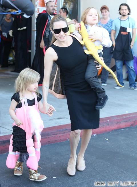 Vivienne Jolie-Pitt's First Acting Gig – Angelina Jolie and Brad Pitt Exploit Children?