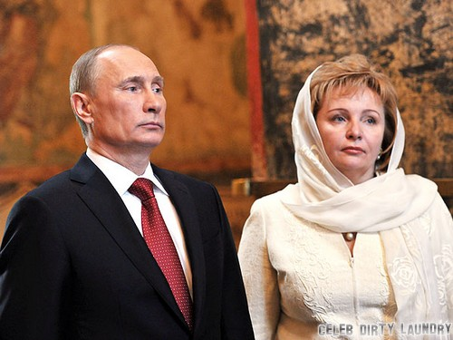Vladmir Putin Divorces Wife, Lyudmila Putina, To Marry Hot Gymnast Half His Age!