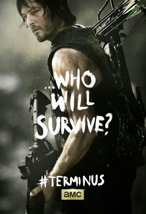 The Walking Dead Season 5 Spoiler Trailer: Carol, Tyreese, And Judith Finally Reach Terminus (VIDEO)