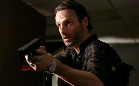 "AMC Announces ""The Walking Dead"" Season 4 and Says Farewell to Executive Producer Glen Mazzara"