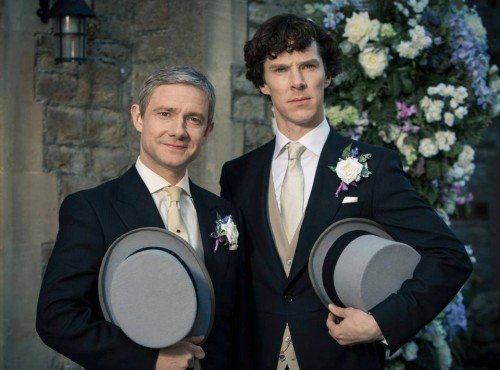 "Sherlock RECAP 1/26/14: Season 3 Episode 2 ""The Sign of Three"""
