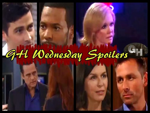 General Hospital Spoilers: Bobbie and Sonny Showdown - Anna Tempts Valentin - Nina and Nelle Scheme