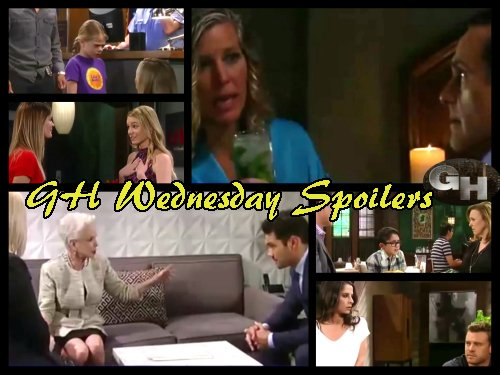 General Hospital Spoilers: Carly Faces a Gun - Spencer Wants Wyndemere Back - Sam Pushes Jason to ELQ Job - Amy Scrambles