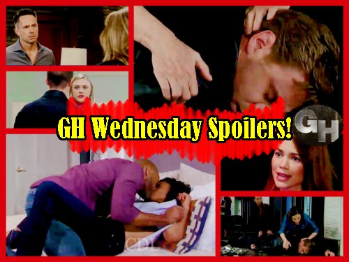 General Hospital Spoilers: Jason Poisoned, in Grave Danger - Sam and Liz Search for Franco - Curtis and Jordan Undresses