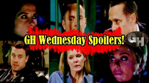 General Hospital Spoilers: Jason and Sonny Crack Bomb Case - Sam and Liv Gun Fight - Nelle Rejects Michael - Bobbie Digs Deeper