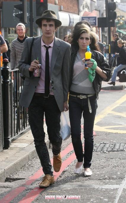 Blake Fielder-Civil Will NOT Inherit Amy Winehouse's Money