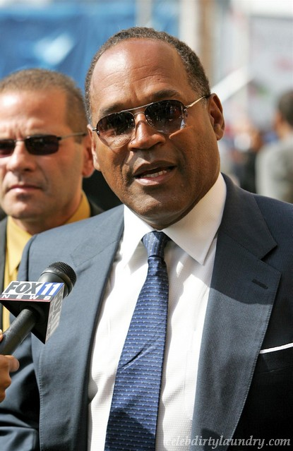 O.J. Simpson Did Not Get Beat Down In Prison