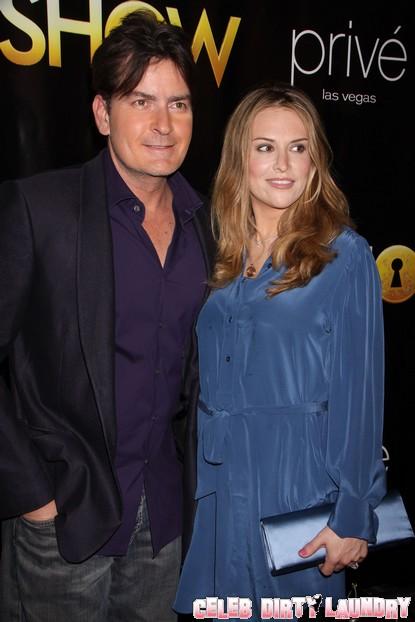 Brooke Mueller & Charlie Sheen Reconciling?