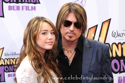 Are Miley Cyrus & Billy Ray Cyrus At War?