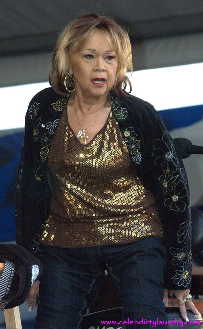 Etta James Hospitalized With Blood Poisoning